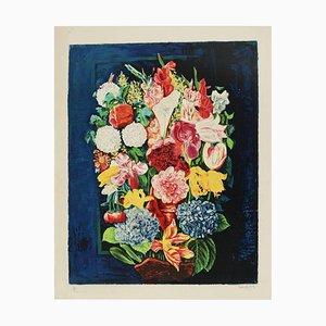 Vintage Lithograph by Jean Kisling
