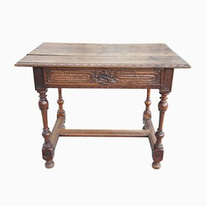 Antique Louis XIII Style Writing Desk