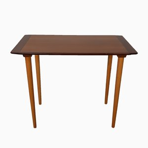 Mid-Century Scandinavian Teak Side Table, 1960s