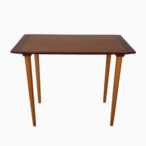 Tavolino Mid-Century in teak, Scandinavia, anni '60