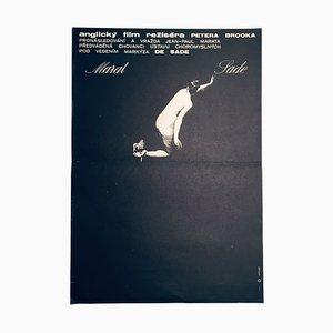 Marat Sade Movie Poster by Milan Grygar, 1967