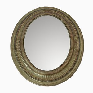 Convex Oval Mirror, 1920s