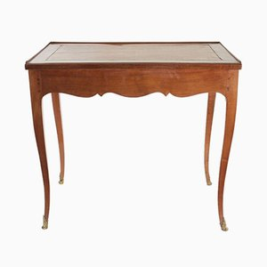 Spieltisch aus Holz, 19. Jh