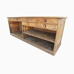 Oak Sideboard, 1920s