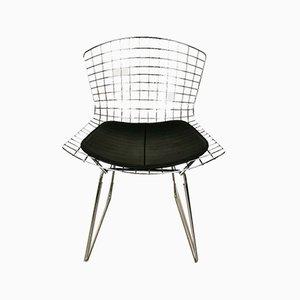 Beistellstuhl aus Draht von Harry Bertoia, 1960er
