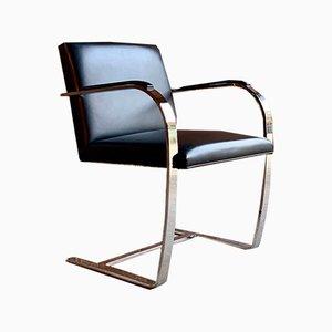 Chaises de Salle à Manger Vintage par Ludwig Mies van der Rohe pour Knoll Inc. / Knoll International, Set de 6