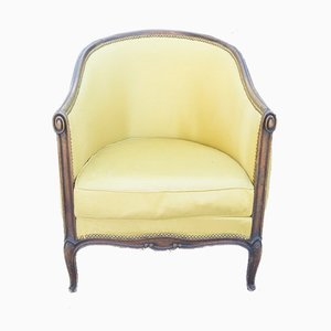 Art Deco French Armchair, 1930s