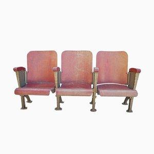 Art Deco Cinema Seats, 1920s