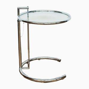 E1027 Tisch von Eileen Gray für Vereinigte Werkstätten Collection, 1980er