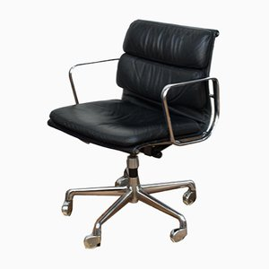 EA217 Schreibtischstuhl von Charles & Ray Eames für Herman Miller, 1980er