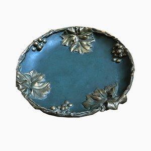 Schale aus Bronze von DH Chiparus, 1920er
