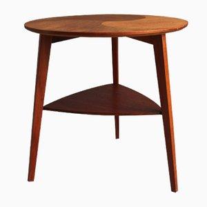 Tavolino da caffè in teak di Holger Georg Jensen per Kobus, Danimarca, anni '60