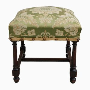 Antique Louis XIII Style Footstool