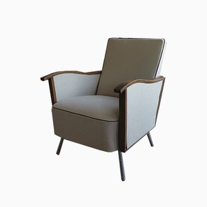 Mid-Century Hungarian Lounge Chair