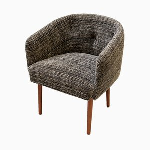 Fauteuil Club Mid-Century, Allemagne, 1960s