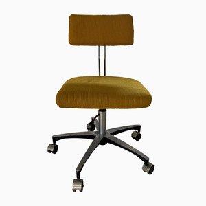 Mid-Century Adjustable Swivel Desk Chair