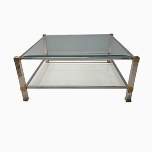 Italian Modern French Coffee Table by Pierre Vandel for Pierre Vandel, 1970s