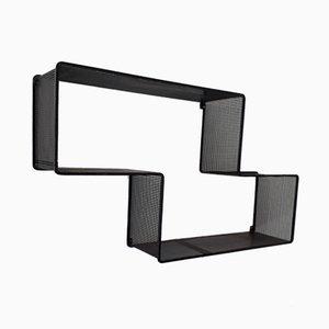 Estante Dedal francés minimalista de Mathieu Matégot para Atelier Matégot, años 50