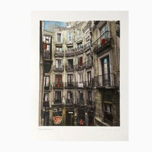 Photographie Digitale et Analine Retratos de Barcelona 03 par Paul Davies, 2017