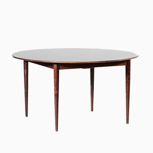 Danish Rosewood Dining Table by Grete Jalk, 1960s
