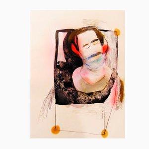 Sin Título II Zeichnung auf Papier von Toni Mullins, 2017