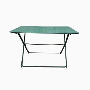 Mid-Century Gartentisch aus Metall, 1950er