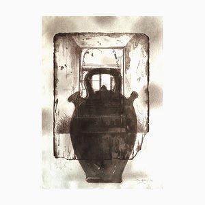 Affiche Ventana-Botijo par Koichi Sugihara, 2016