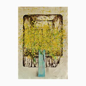 Affiche Ventana-Mimosa par Koichi Sugihara, 2017