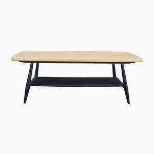 Table Basse en Hêtre et Orme par Lucian Ercolani pour Ercol, 1960s