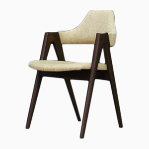 Danish Oak Compass Chair by Kai Kristiansen, 1960s