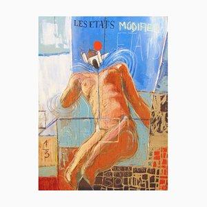Les États Modifiqués Poster by Eddy Vivier Murangwa, 2015