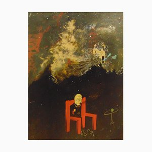 Affiche Sin Título I par Eddy Vivier Murangwa, 2015