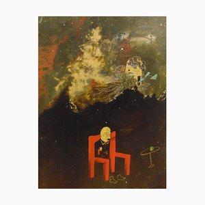 Sin Título I Poster by Eddy Vivier Murangwa, 2015