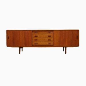 Danish Teak and Veneer Sideboard from Clausen & Son, 1960s