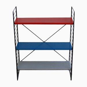 Metal Shelf by A. D. Dekker for Tomado, 1960s