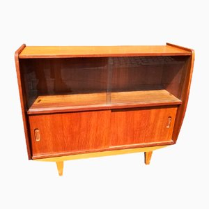 Mid-Century Teak Wall Unit, 1969