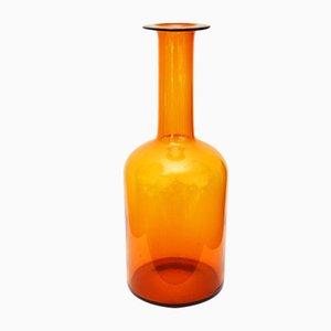 Vase de Plancher Mid-Century par Otto Brauer pour Kastrup Holmegaard