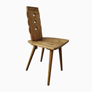 Mid-Century Craft Stuhl, 1960er