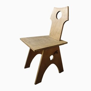 Mid-Century Craft Chair, 1960s