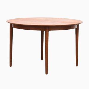 Table de Salle à Manger Extensible Modèle 204 Vintage par Helge Sibast pour Sibast