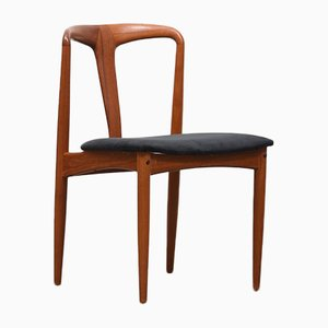 Danish Teak Model Juliane Dining Chair by Johannes Andersen for Uldum Møbelfabrik, 1960s
