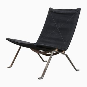 Vintage PK-22 Lounge Chair by Poul Kjærholm for E. Kold Christensen
