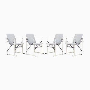 Chaises de Salle à Manger Vintage par Yrjö Kukkapuro pour Avarte, Set de 4