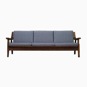 Dänisches GE530 Sofa von Hans J. Wegner für Getama, 1960er