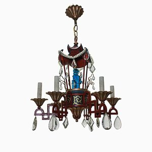 Antique Style English Chandelier, 1930s