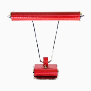 Vintage Desk Lamp by Eileen Grey for Jumo, 1930s