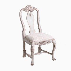 Antike schwedische Esszimmerstühle aus Holz, 10er Set