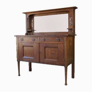 Arts & Crafts Sideboard aus Eiche