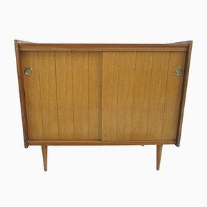 Kleines deutsches Sideboard aus Holz, 1960er