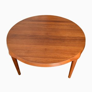 Mid-Century Danish Teak Coffee Table from Glostrup, 1960s